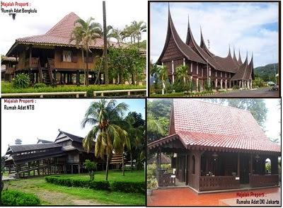 10 Rumah Adat Terindah di Indonesia beserta asalnya, Keanekaragaman Arsitektur Rumah Adat
