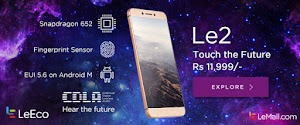 Register For LeEco Le 2 Flash Sale On 12th July