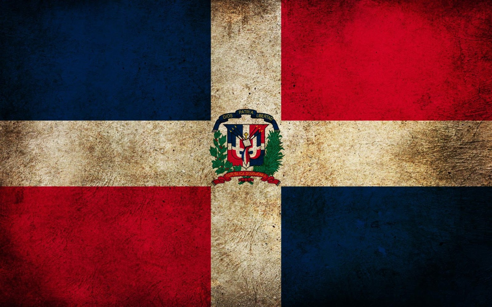 Dominiacn Republic Flag