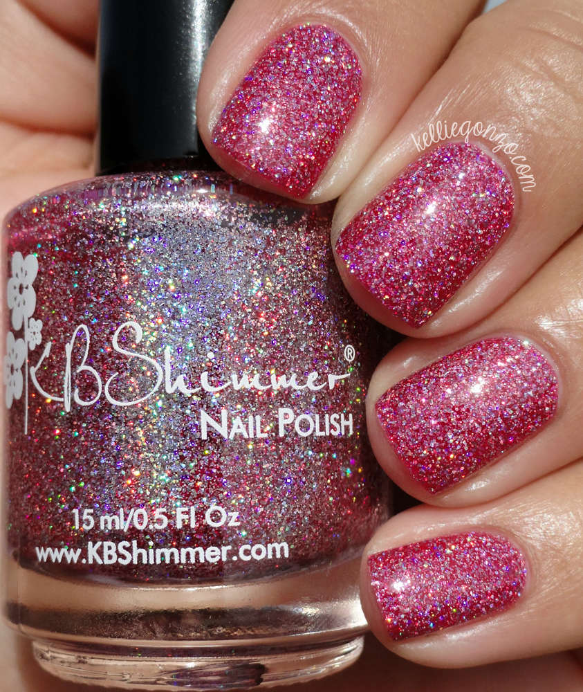 KBShimmer Ripe For The Pink-ing