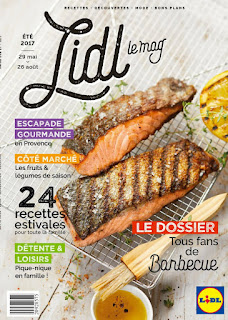 Catalogue Lidl 29 Mai au 26 juillet 2017