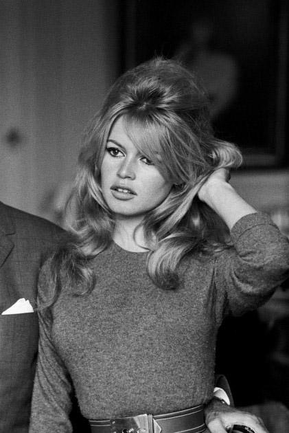 Lorna Looks Back: Brigitte Bardot