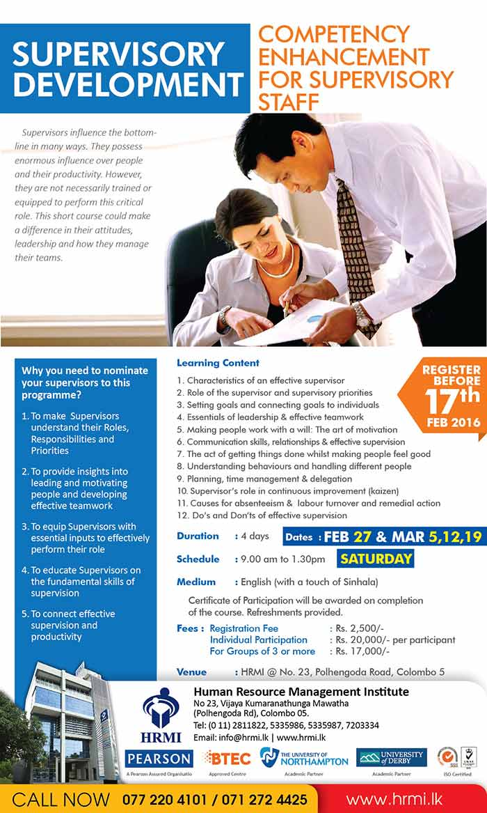 Professional HR education, HR internship training and employment for school leavers and young graduates.Career transition to HR Management for those already employed and desire change.Continuing education for professional managers to achieve competency development and career advancement.