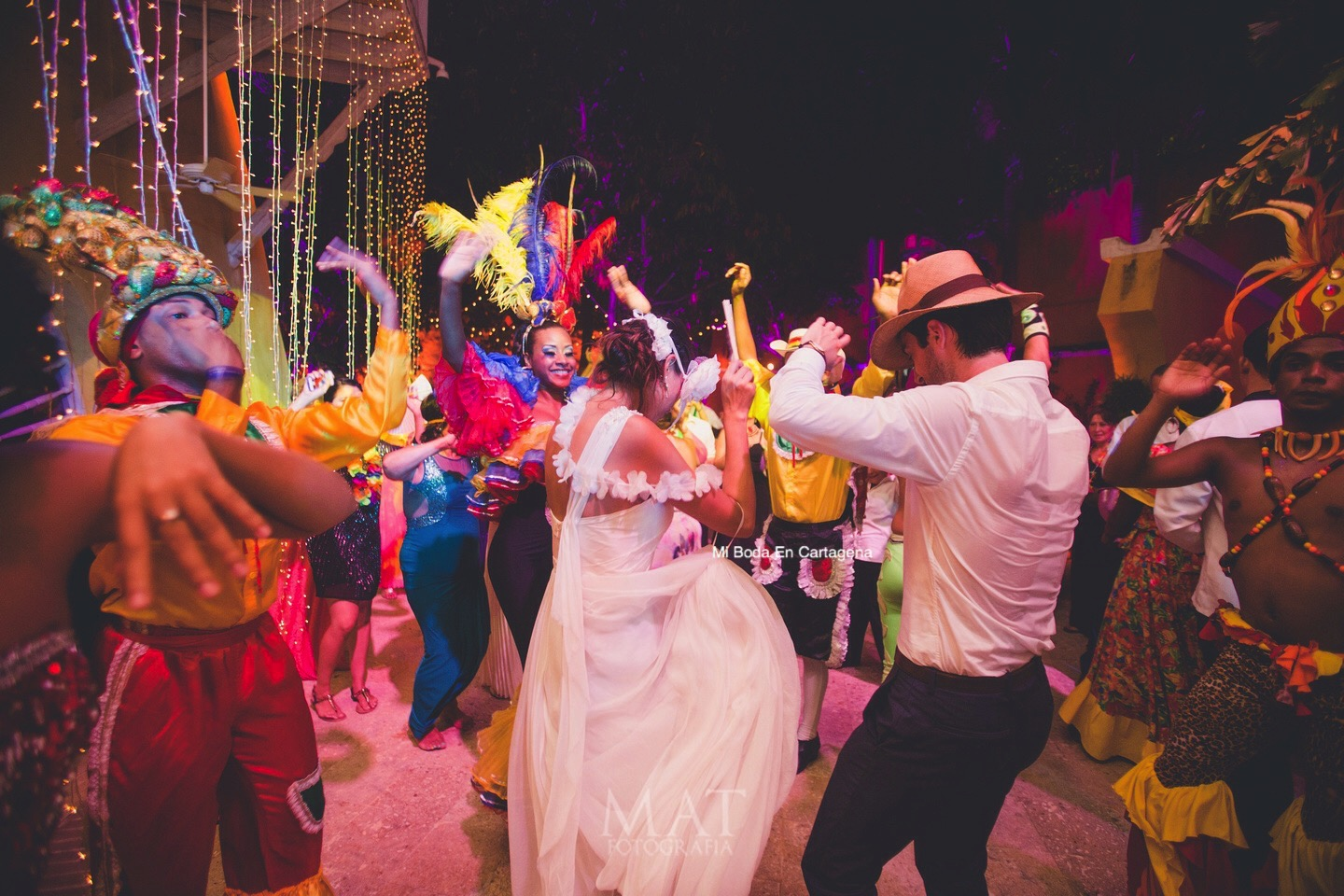 Lyssa And Josh S Dream Our Cartagena Wedding Mi Boda En The Blog