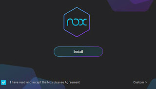 Cara Instal Nox App Player di PC