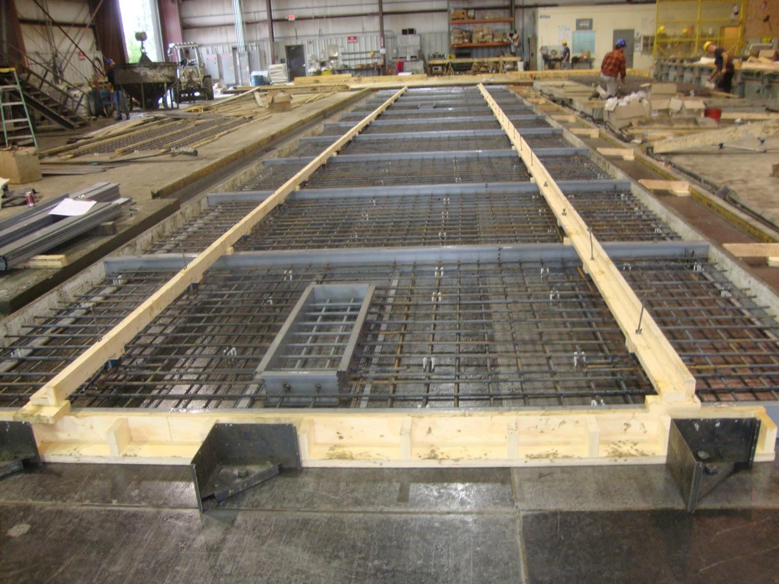 Precast Concrete Manufacturing Process | Precast Concrete