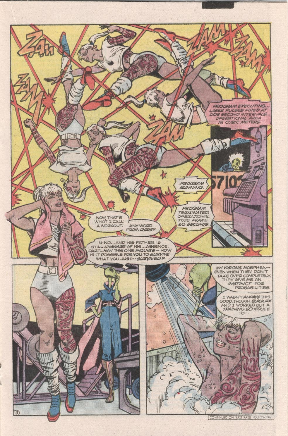 Read online Atari Force (1984) comic -  Issue #9 - 14