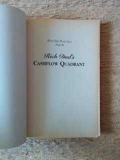 Cashflow Quadrant Bahasa Inggris