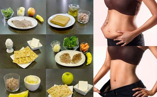 DIETA MILITAR ELIMINA até 4 KILOS em APENAS 3 DIAS