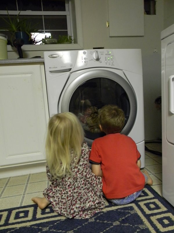 Home Joys: Question - Front Loading Washing Machine