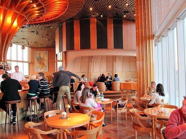 Le Bain nattklubb och skybar på hotellet The Standard i New York