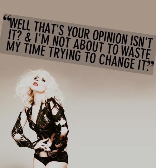 lady gaga quotes - photo #34