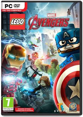 LEGO Marvels Avengers v1.1.0-Repack