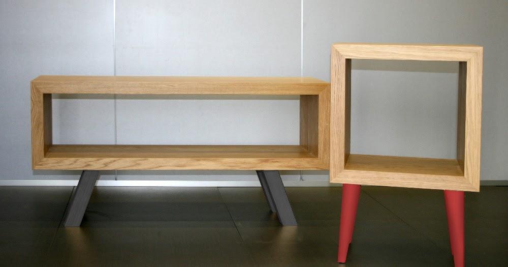 Black friday con muebles auxiliares de madera de roble for Black friday muebles
