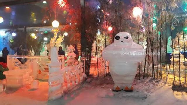 Lihat Salju Di Bekasi