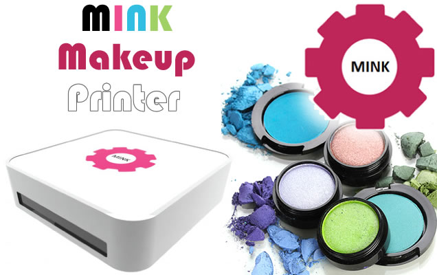 Mink 3D Makeup Printer Release Date and Sale Price