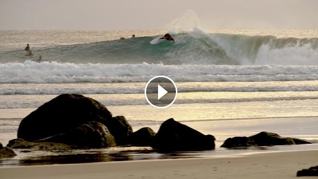 Surfing Pumping Snapper Rocks 1st July 2020 Pt1