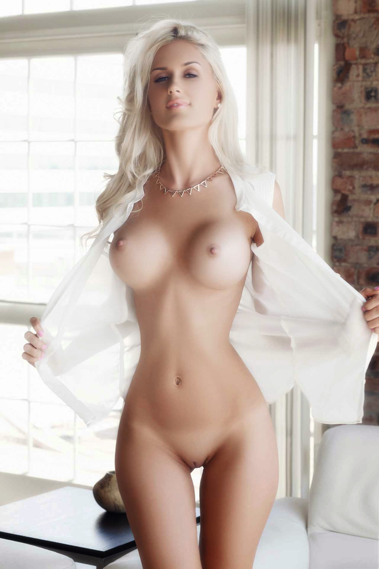 Blonde nude tumblr