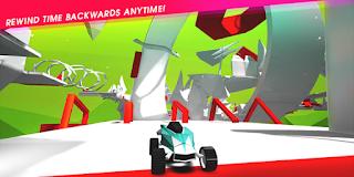 Adalah sebuah game yang menggunakan kontrol virtual yang lazim digunakan pada game racing  Unduh Game Android Gratis Stunt Rush - 3D Buggy Racing apk + obb