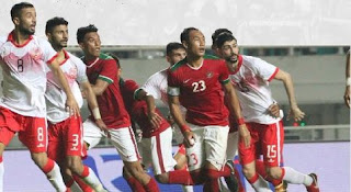 Hasil Skor Indonesia vs Bahrain
