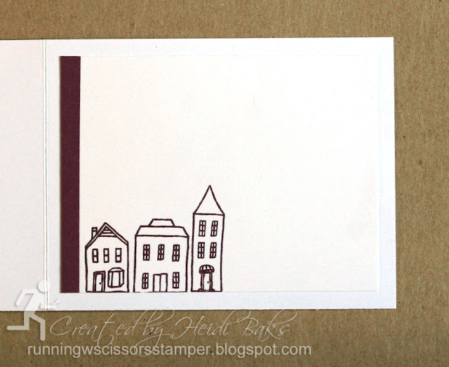 Stampin' Up In the City