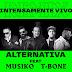 Nuevo videoclip de Banda Alternativa «Intensamente Vivo Remix» junto a T-Bone & Musiko