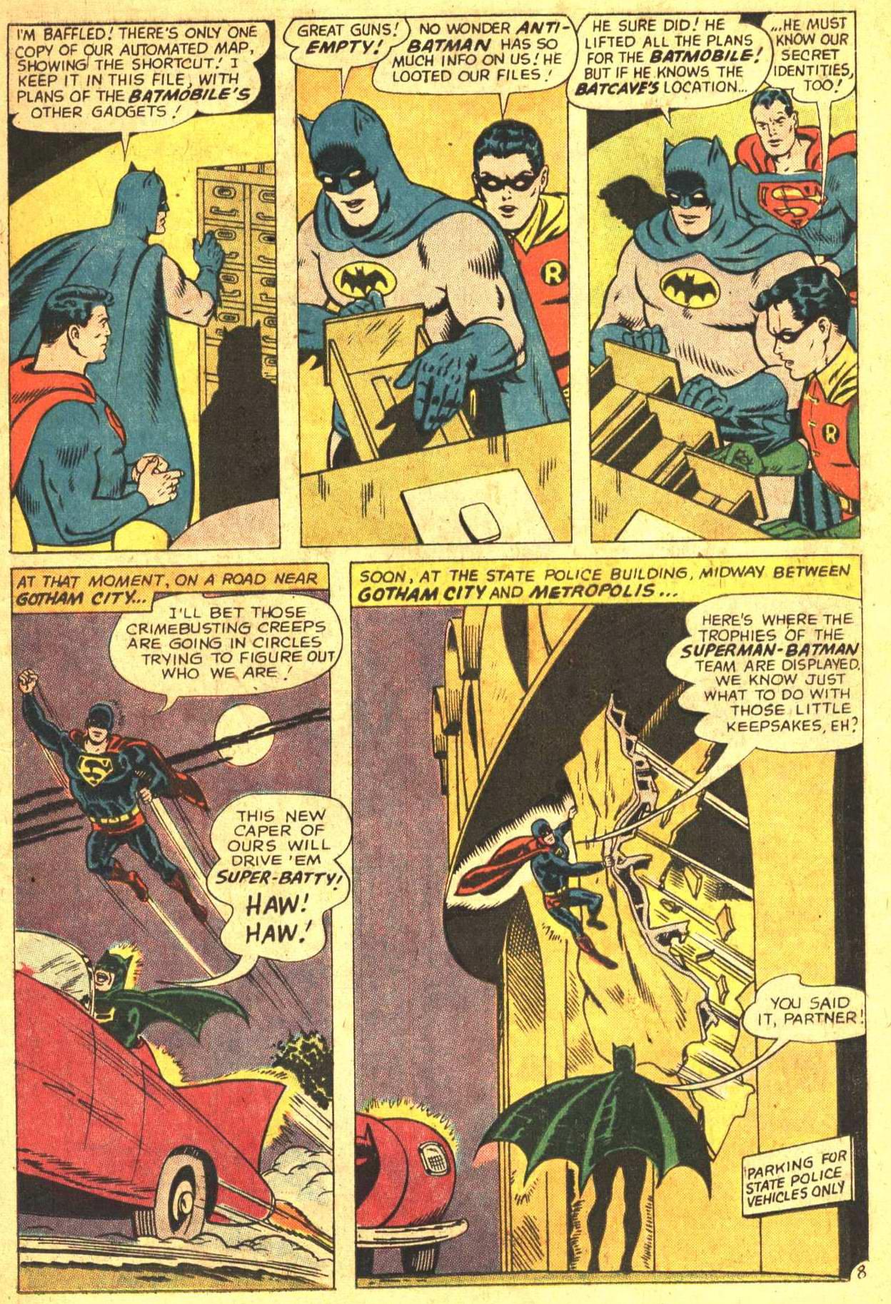 Read online World's Finest Comics comic -  Issue #159 - 11