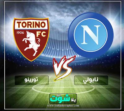 مشاهدة مباراة نابولي وتورينو بث مباشر في العارضة اليوم 17-2-2019 في الدوري الايطالي