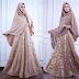 Referensi Model Baju dan Gamis Muslim Syari Model Terbaru Trend Tahun 2019