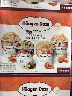 haagen dazs caramel collection