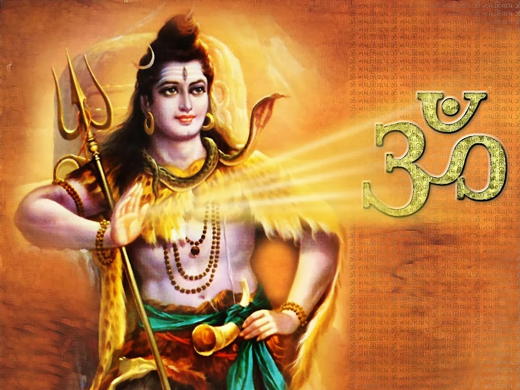 Lord Shiva Attractive Hd Wallpapers For Free Download: Mobile Hd Wallpaper: Lord Shiva And Om Beautiful HD Images