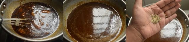 Step 4 - Chakka Pradhaman recipe| Jackfruit Kheer | Chakka Payasam | How to make palapazham payasam