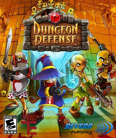 Dungeon%2BDefenders%2B %2BMAC%2BOSX - Dungeon Defenders - MAC OSX