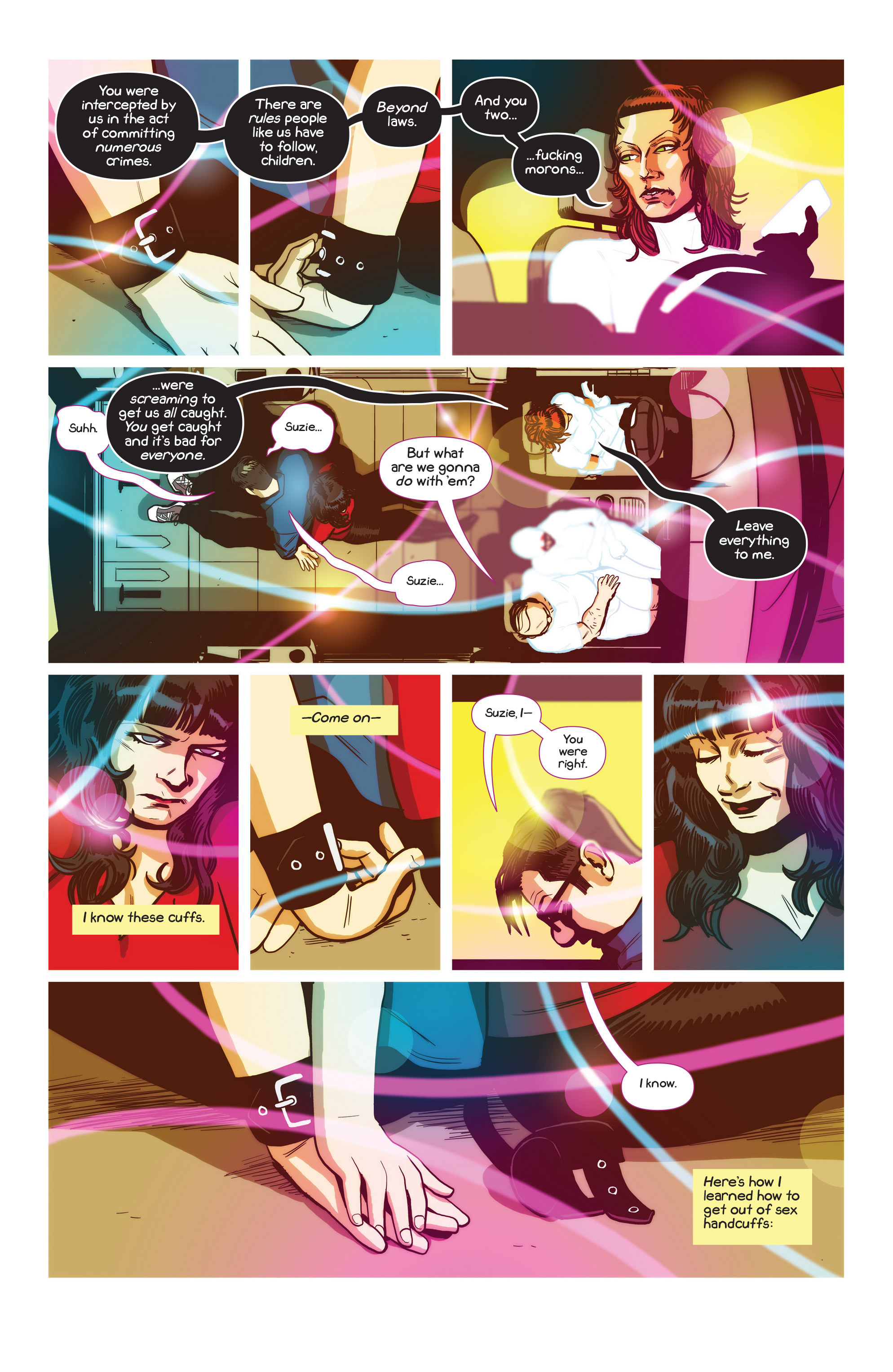 Read online Sex Criminals comic -  Issue #5 - 5