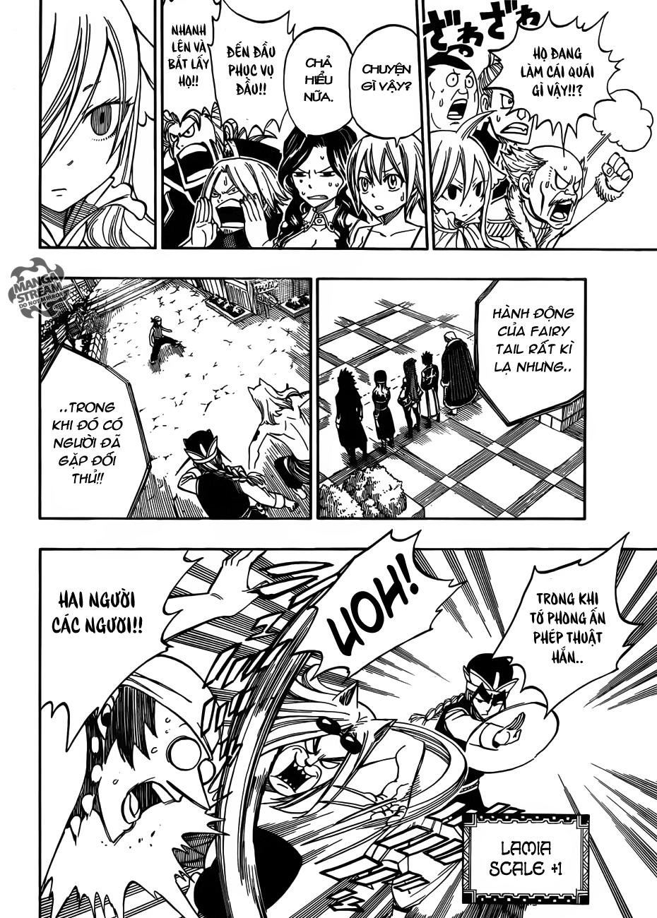 Fairy Tail chap 304 trang 11