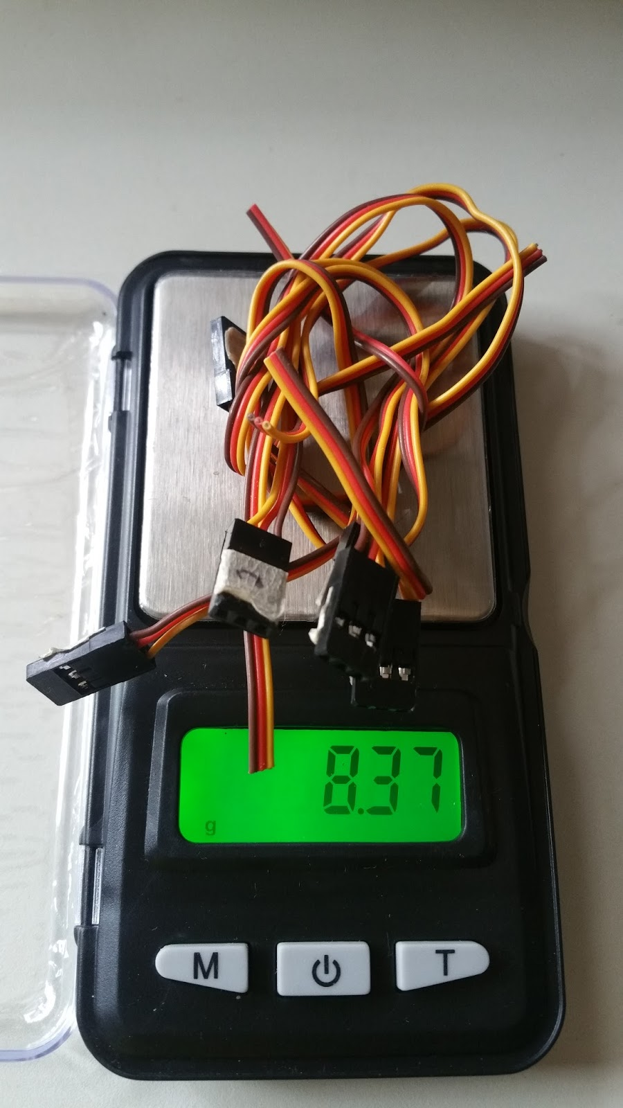 hight resolution of another 8 37g reduced from trimmed esc wires