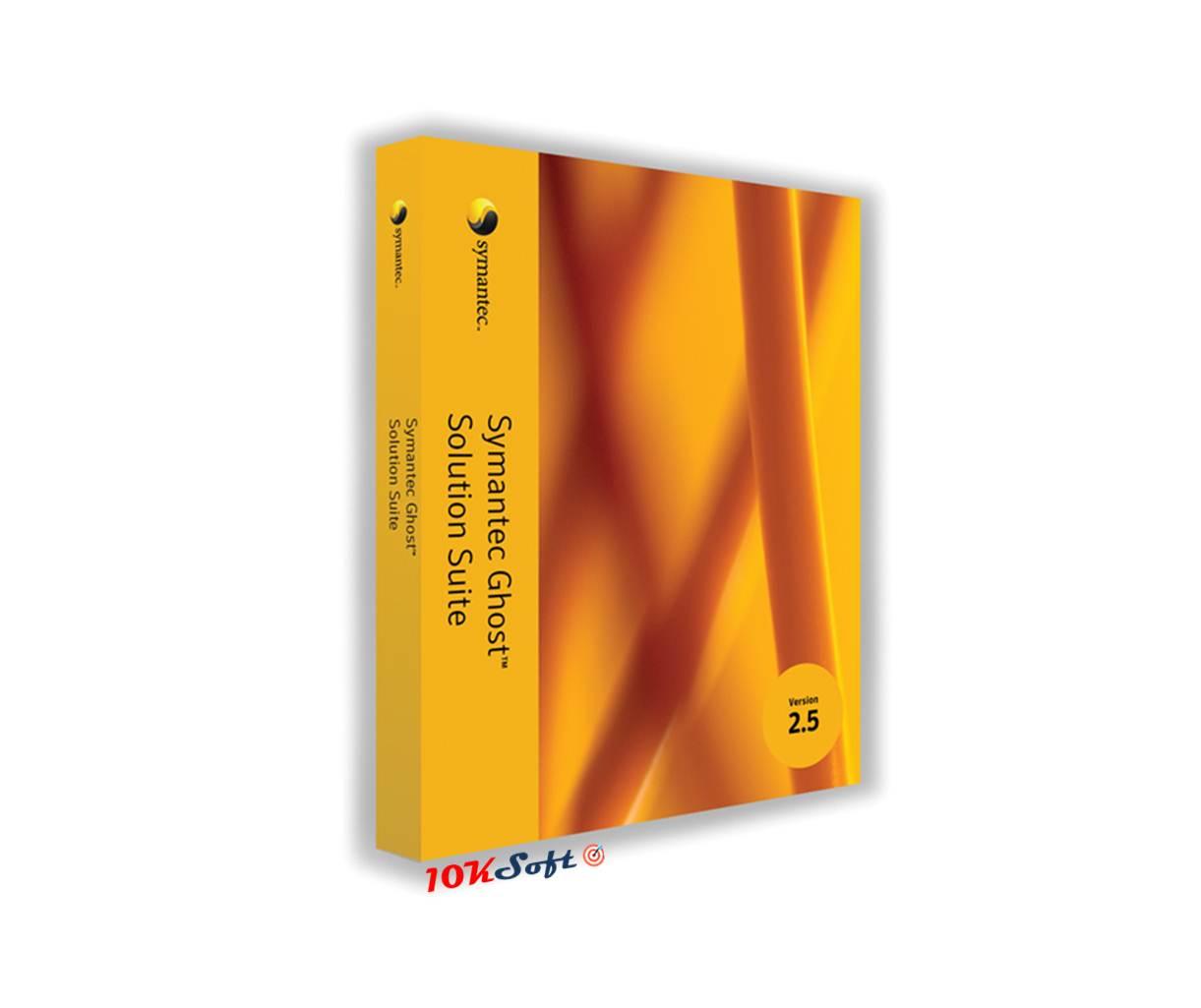 Symantec Ghost Solution Suite Free Download