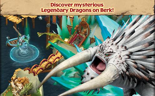 Dragons: Rise of Berk Mod Apk Terbaru