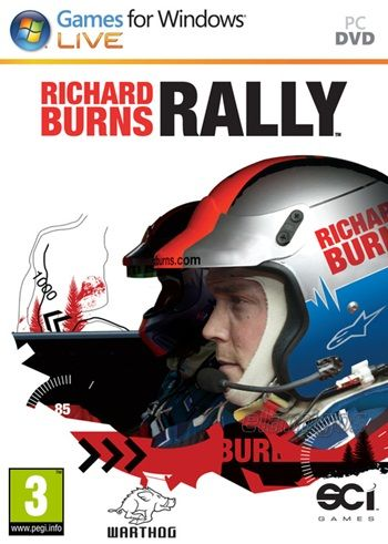 Richard Burns Rally (2004) PC Full Español