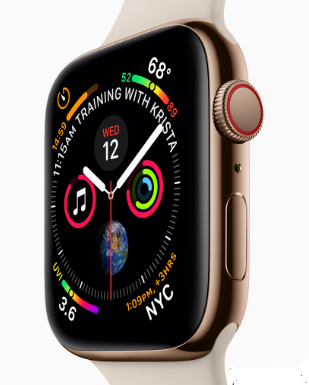 Apple Watch series 3 price in India 42mm