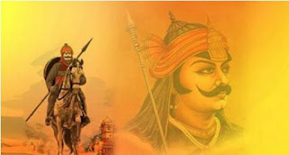 10 lines on Maharana pratap in hindi