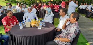 Pemkab Kotabaru Bahas MoU Sistem E-Planing Budgeting Dengan Jawa Timur
