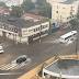 Chuvas deixam ruas do bairro da Ribeira alagadas