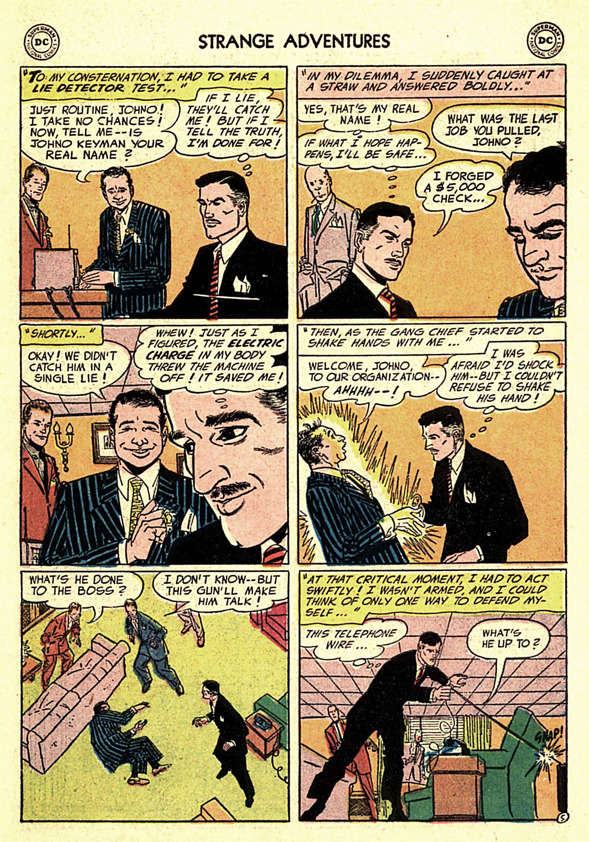 Strange Adventures (1950) issue 66 - Page 7