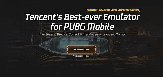hướng dẫn chơi PUBG Mobile trên pc không lag không giật 100%, cài đặt Tencent Gaming Buddy để chơi PUBG Mobile không giật,lag