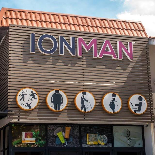 HQ IONMAN PJ