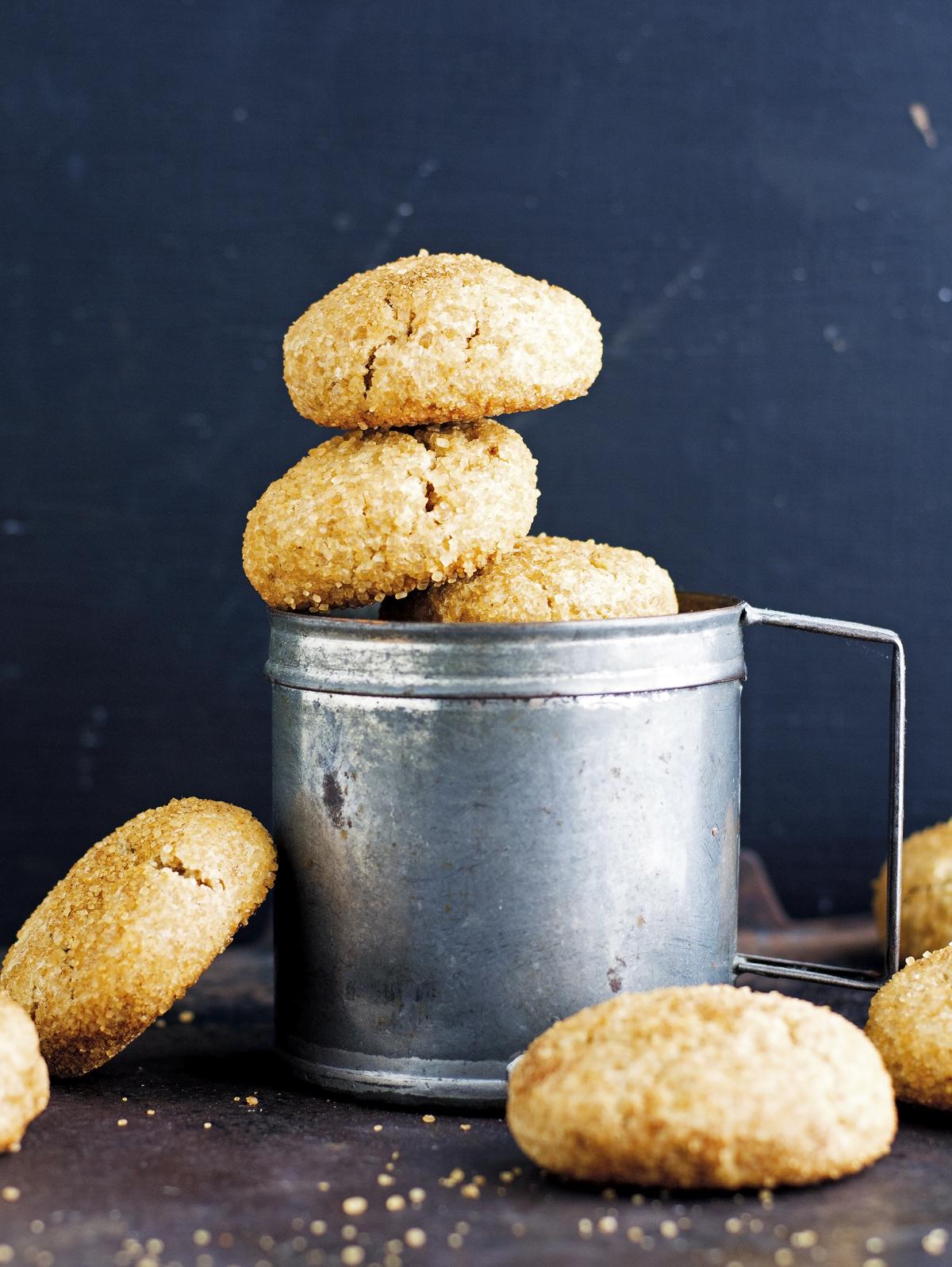 (Gluten-Free) Snickerdoodles