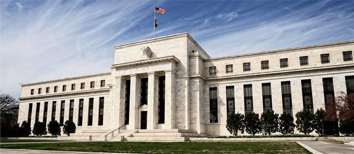 Здание ФРС