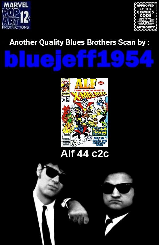 Read online ALF comic -  Issue #44 - 37