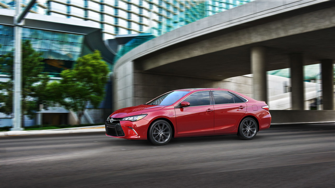 Toyota Camry 2015-Best Selling Cars